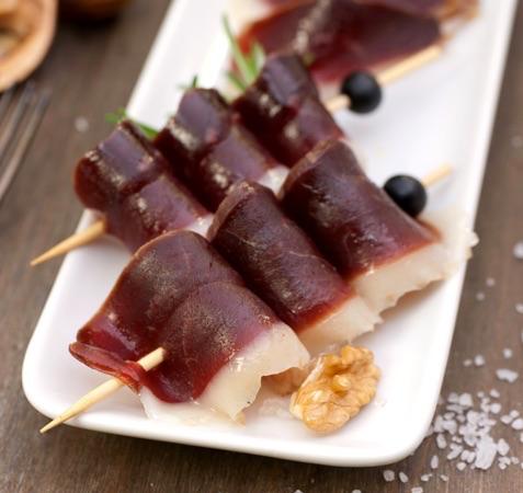Tapas grill s aux poivrons et magret de canard fum instants ap ritifs - Magret de canard grille au four ...